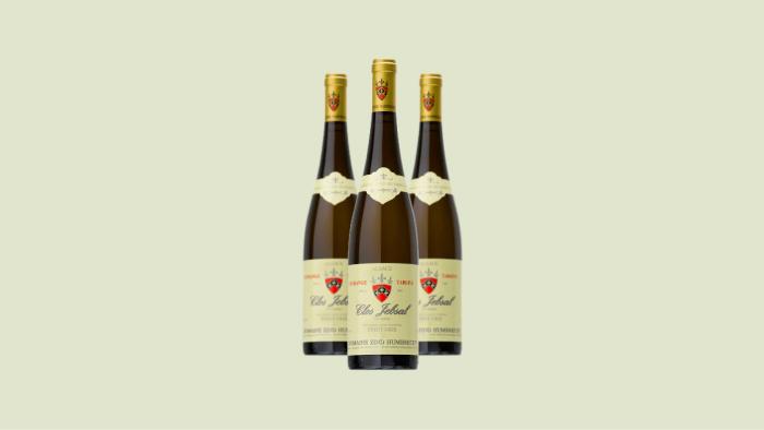 2008 Domaine Zind-Humbrecht Pinot Gris Clos Jebsal Selection des Grains Nobles, Alsace, France