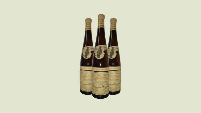 2004 Domaine Weinbach Pinot Gris Altenbourg Vendanges Tardives, Alsace, France