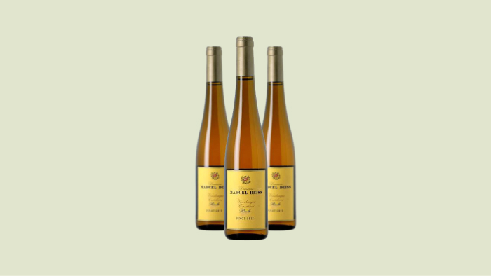2007 Domaine Marcel Deiss Pinot Gris Vendanges Tardives, Alsace, France