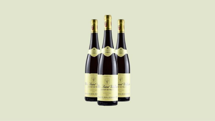 2010 Domaine Zind-Humbrecht Pinot Gris Rangen de Thann Clos Saint Urbain, Alsace Grande Cru, France