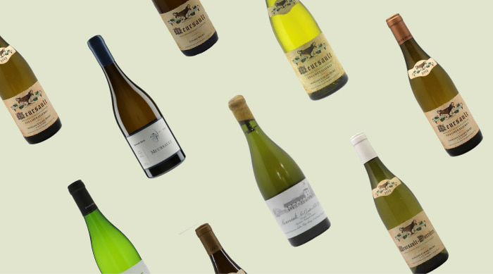 Meursault Grapes and Wine Styles