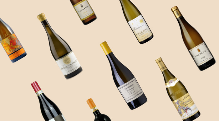 Condrieu Wine Styles