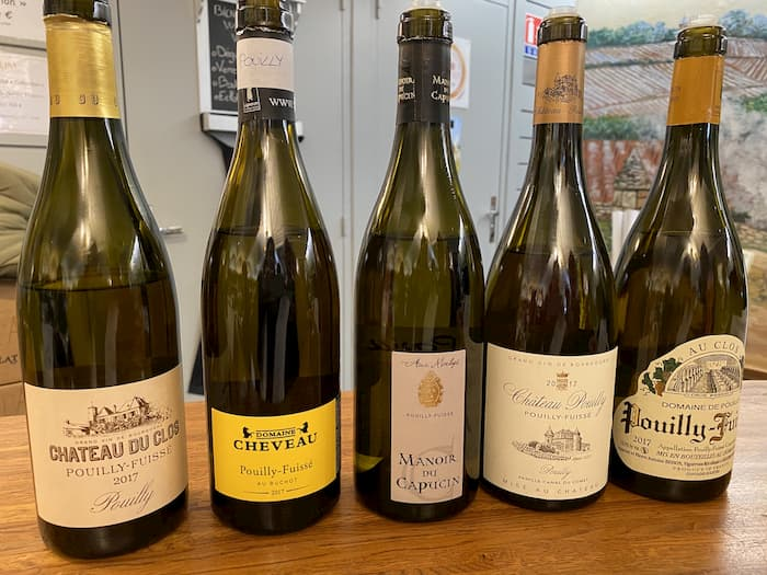 Pouilly Fuisse