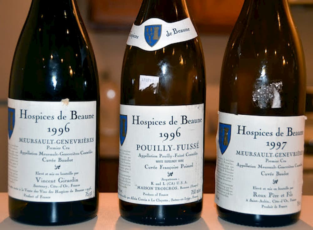 Hospices Beaune France
