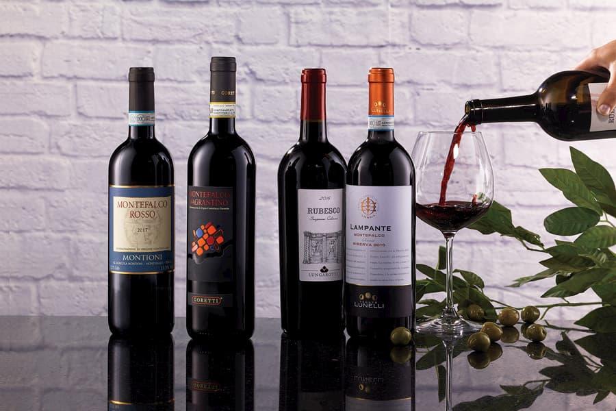 Sagrantino Wine