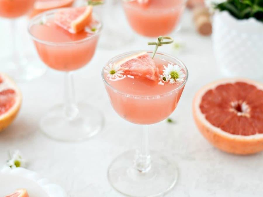 Grapefruit Rose