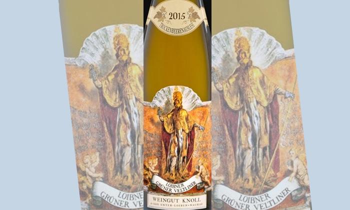 2015 Weingut Emmerich Knoll Loibner Gruner Veltliner Trockenbeerenauslese