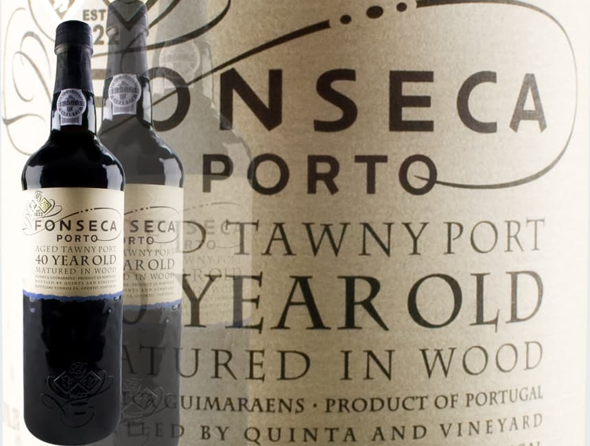 Fonseca 40 Year Old