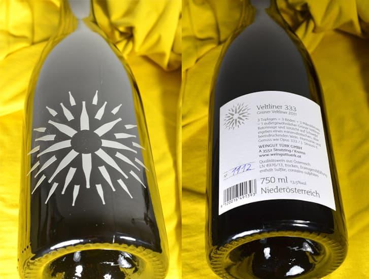 2011 Weingut Turk '333' Veltliner
