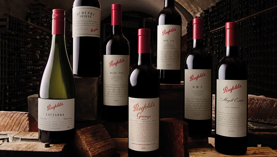 Best Penfolds Grange Collectibles
