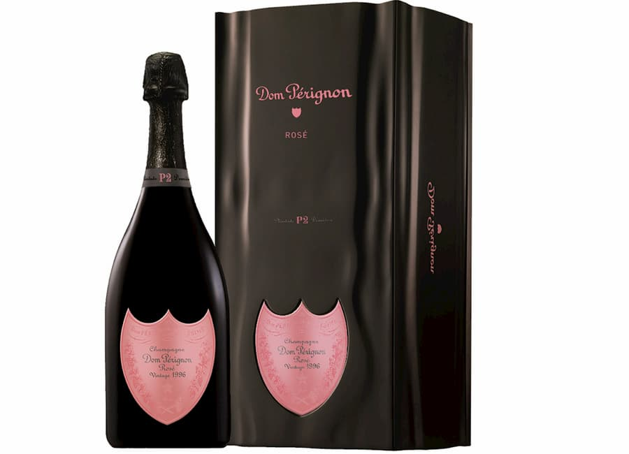 Dom Perignon Rose Gold 1996