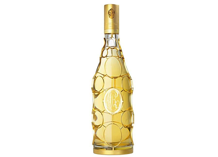 Louis Roederer Cristal 'Gold Medalion' Orfevres Limited Edition Brut Millesime 2002
