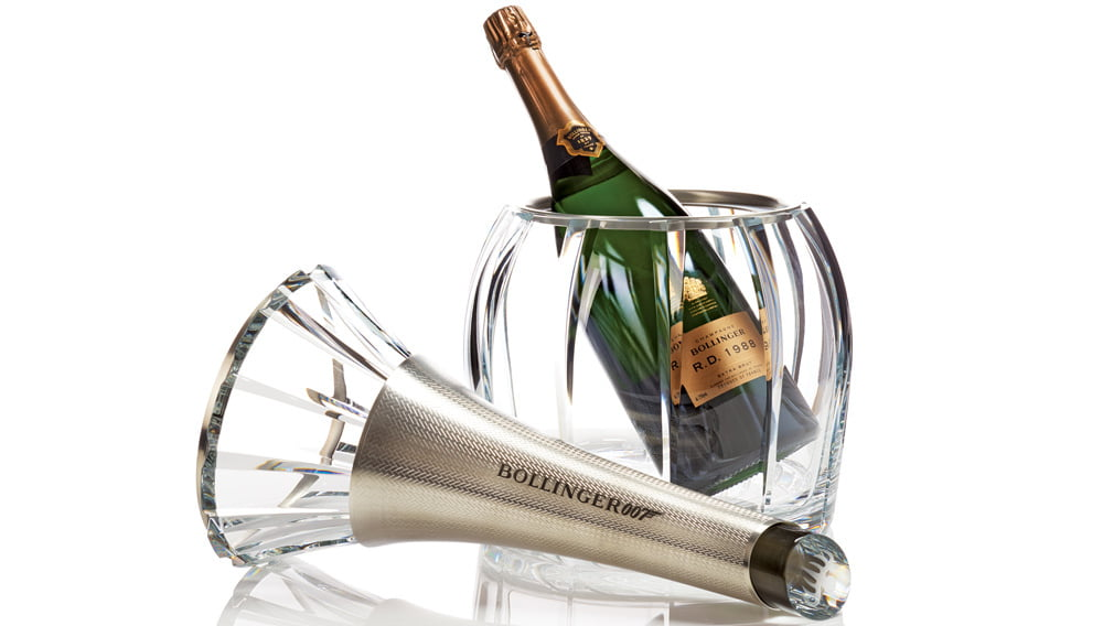 Bollinger R.D. Extra Brut 'Spectre' James Bond 007 Edition 1988