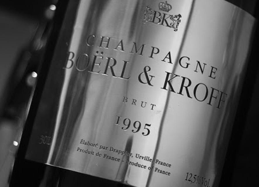 Boerl & Kroff Brut Millesime 1995