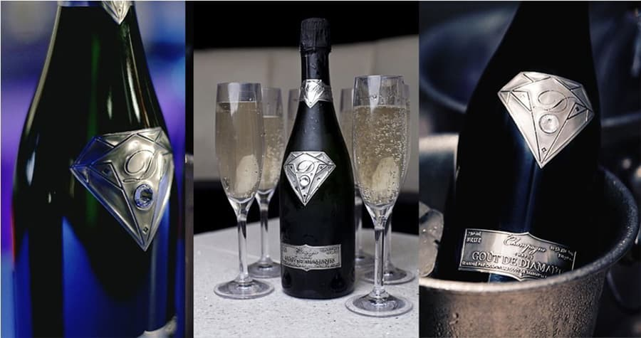 Most expensive Champagne in the world 2019