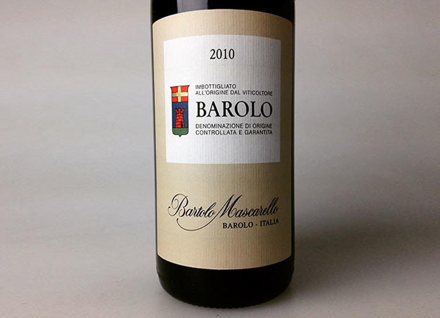 2010 Bartolo Mascarello Barolo Riserva