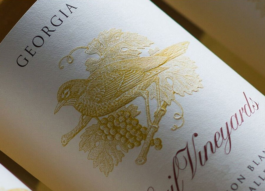 Lail Vineyards Georgia Sauvignon Blanc 2015