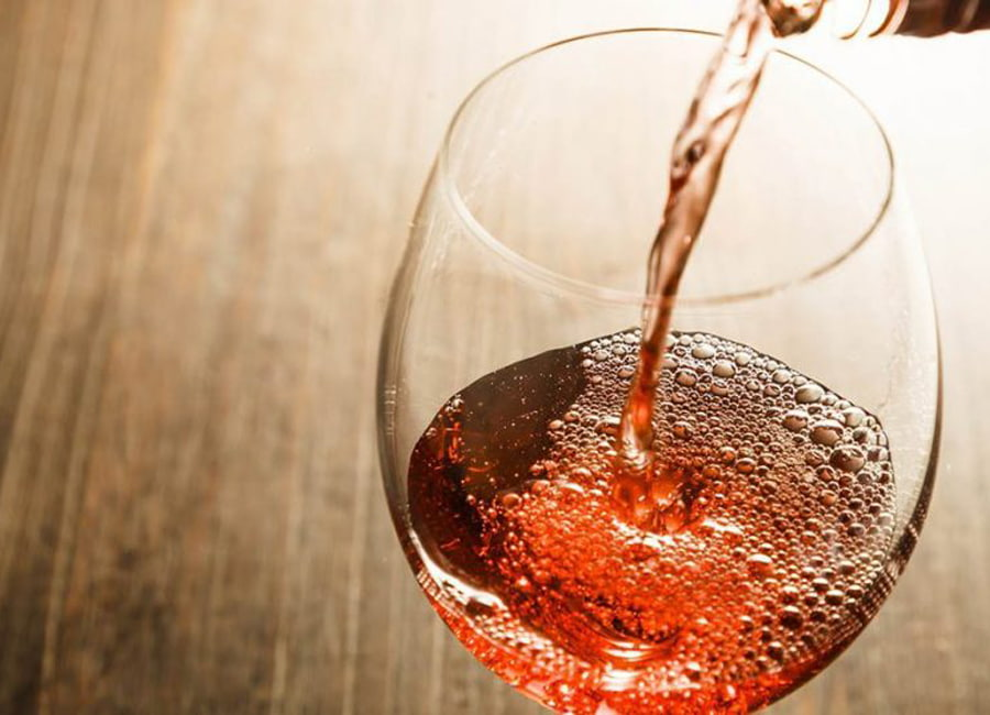 How is Rose Wine made?