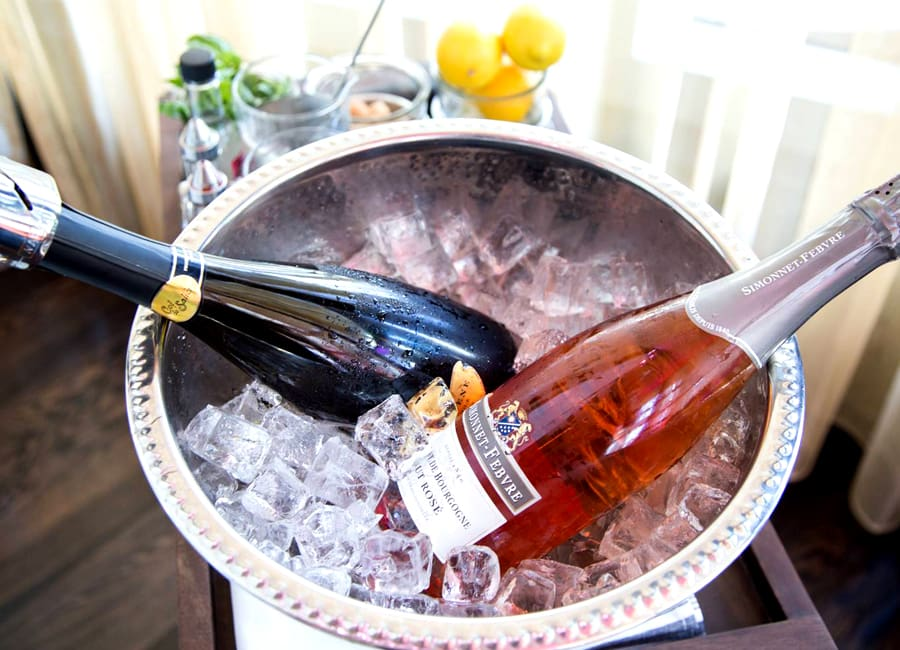 How to Serve Rose Wines