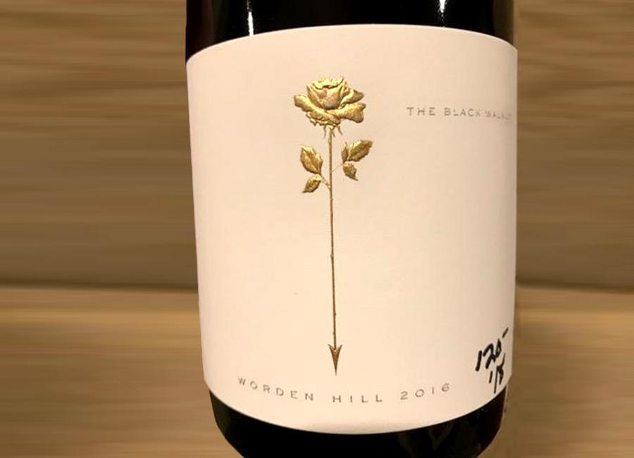 Rose & Arrow Estate 'Black Walnut' Worden Hill Pinot