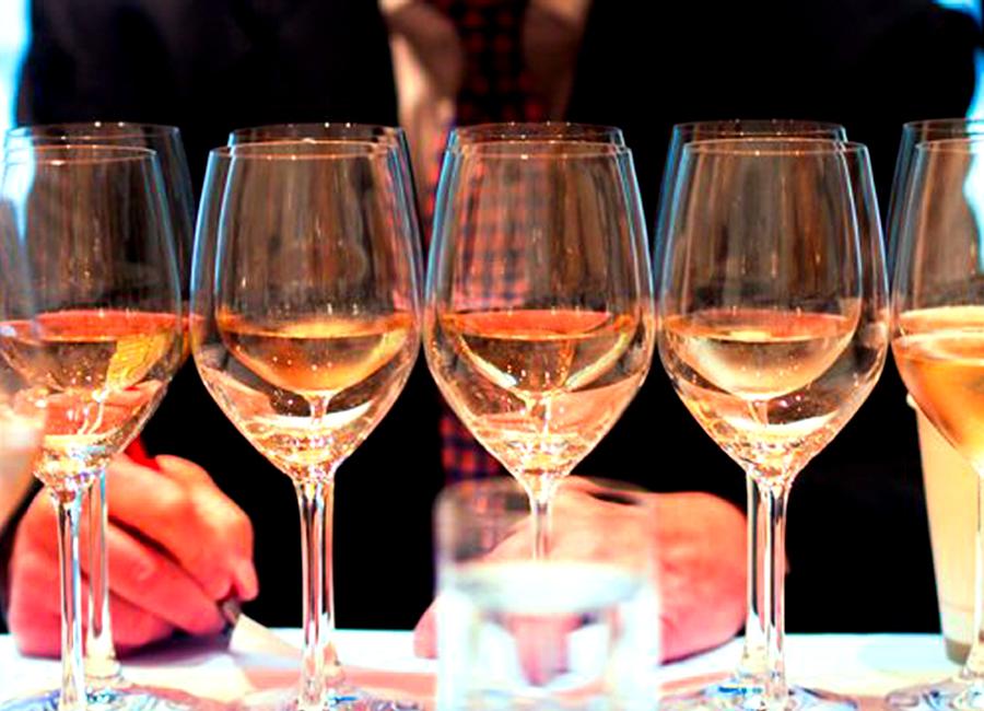 Invest in rose wine