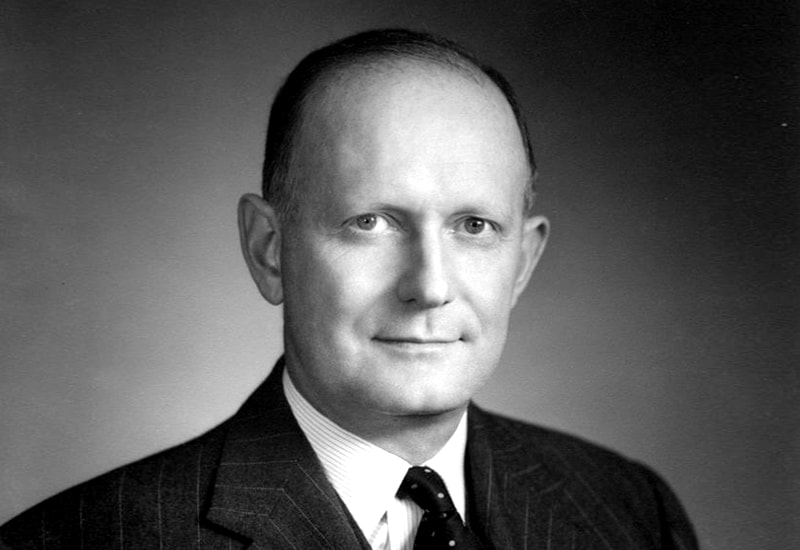 American Banker Clarence Dillon