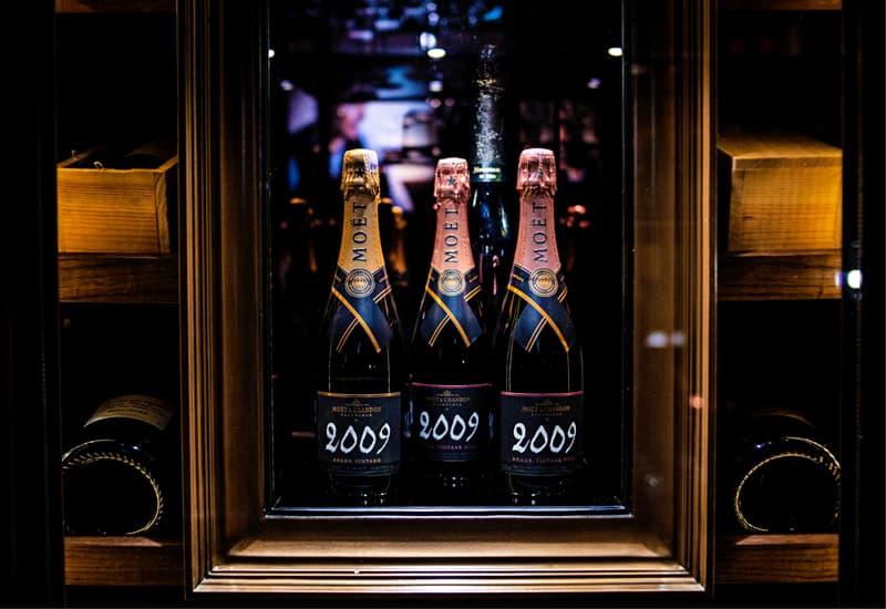 Moët & Chandon Grand Vintage Brut, Champagne
