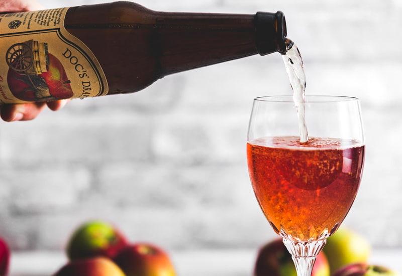 Kir Royale Cider