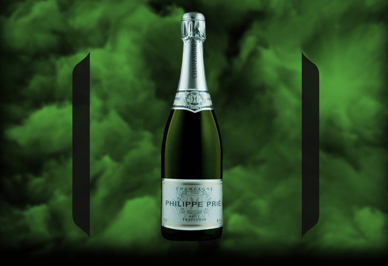 Philippe Prie Tradition Brut, Champagne, France