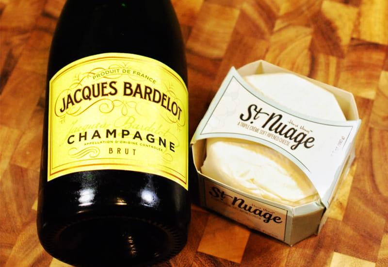 Jacques Bardelot Brut, Champagne, France