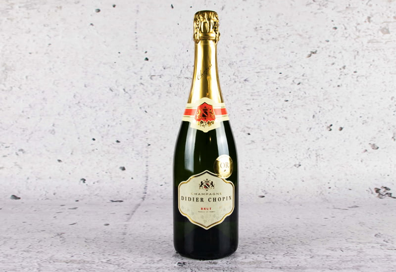 Didier Chopin Brut, Champagne, France