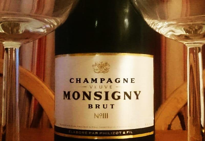 Veuve Monsigny Brut, Champagne, France