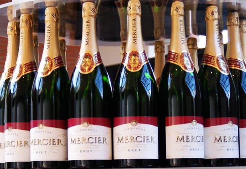 Mercier Brut, Champagne, France