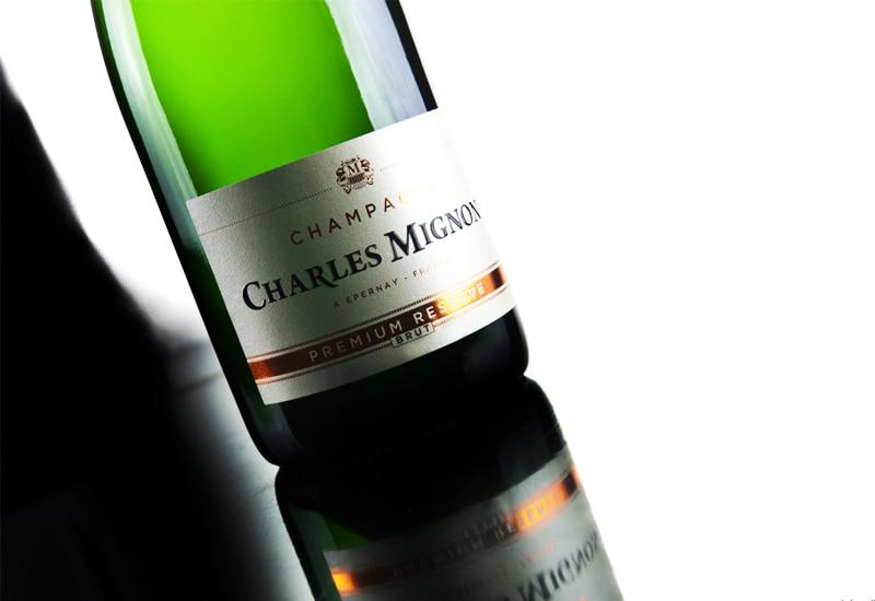 Charles Mignon Premium Reserve Brut, Champagne, France