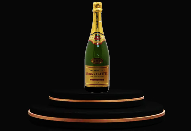 Charles Lafitte Grande Cuvee Brut, Champagne, France