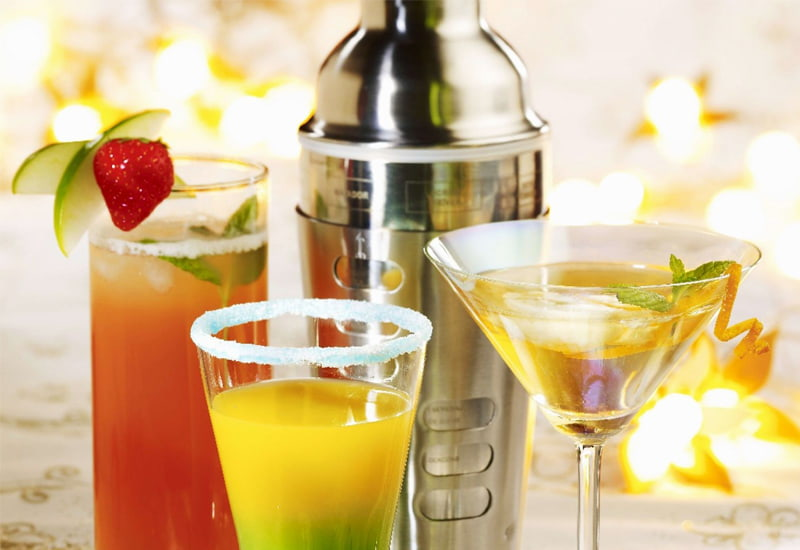 Mix Champagne Cocktails