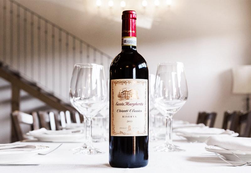 Chianti Riserva wine
