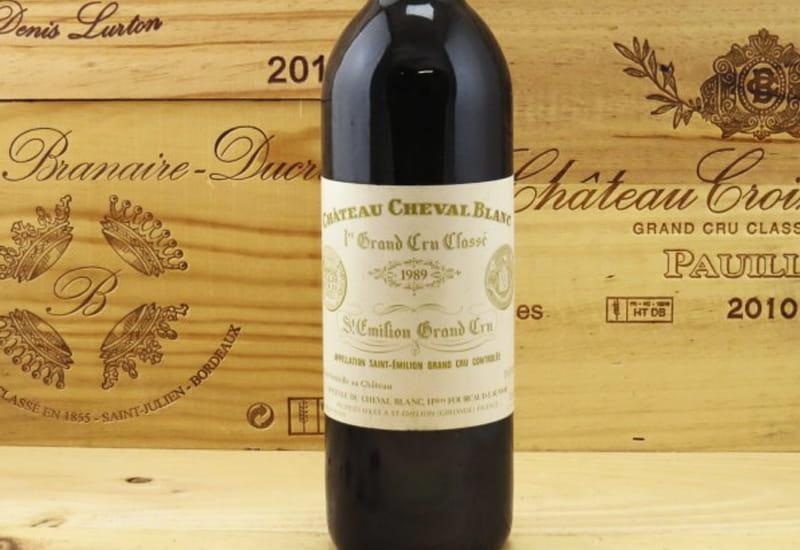 Pomerol Château Cheval Blanc