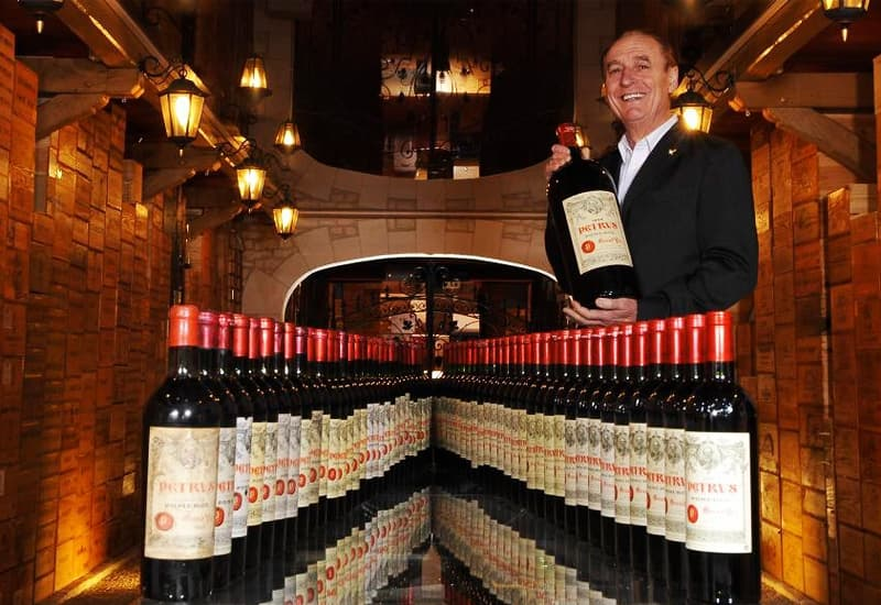 Pomerol Bottle for Your Cellar