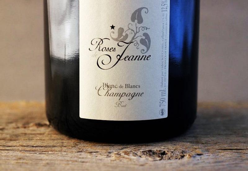 2014 Cedric Bouchard Roses de Jeanne La Boloree Blanc de Blancs, Champagne France