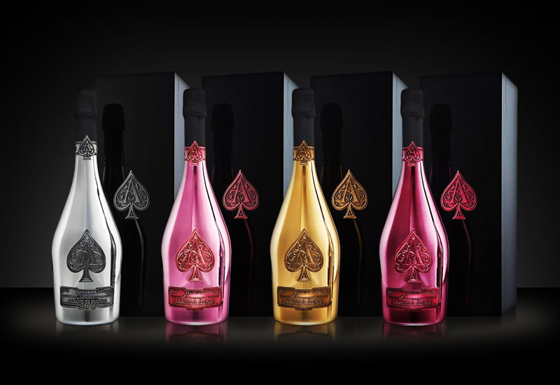 Armand De Brignac Ace of Spades La Collection, Champagne, France