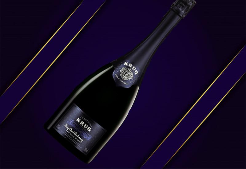 Krug Clos d'Ambonnay Blanc de Noirs Brut 2002, Champagne, France