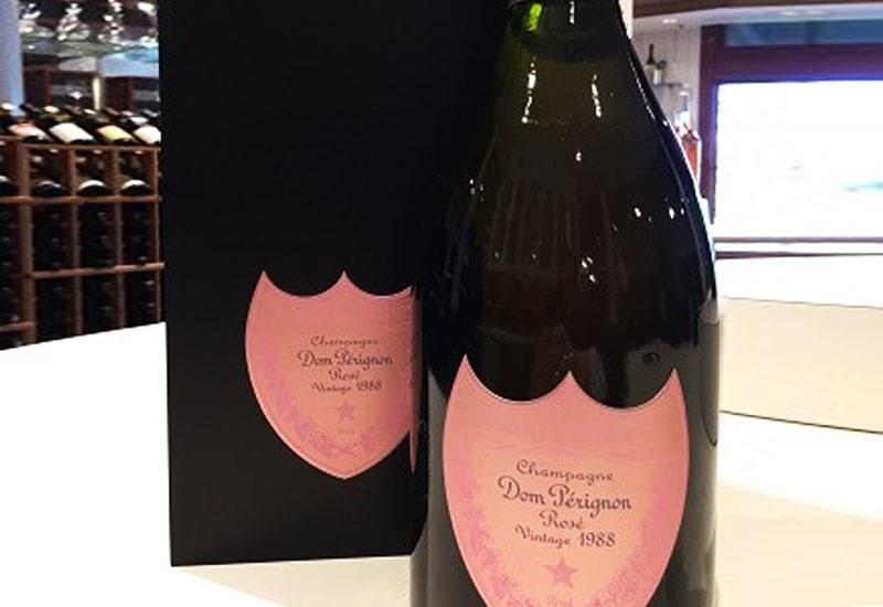 Dom Perignon P3 Plenitude Brut Rose 1988, Champagne, France