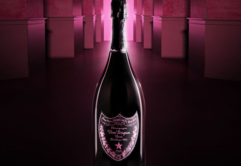Dom Perignon Oenotheque Rose 1993, Champagne, France