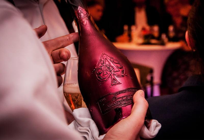 Armand de Brignac Ace of Spades Demi-Sec, Champagne, France