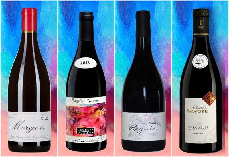 Beaujolais Wine Styles