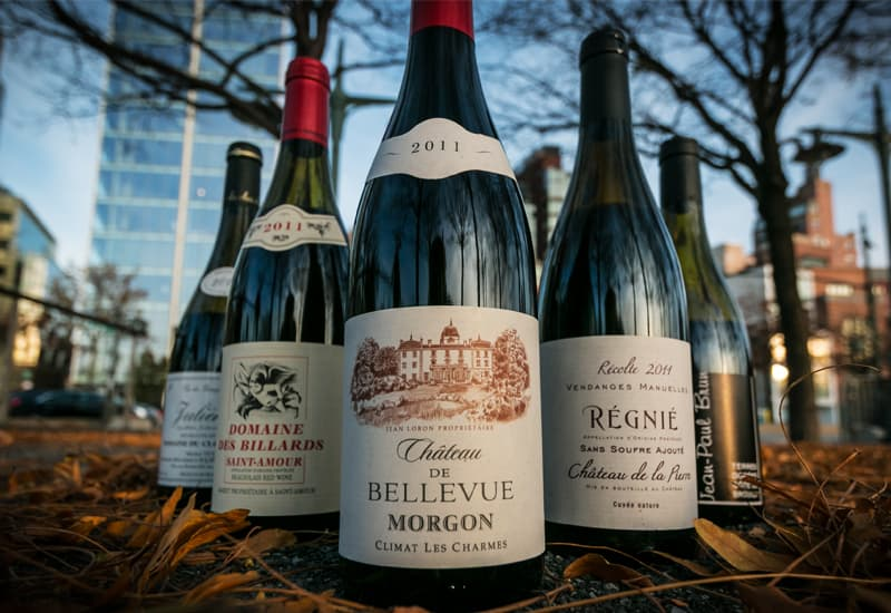 Beaujolais Wine Classifications