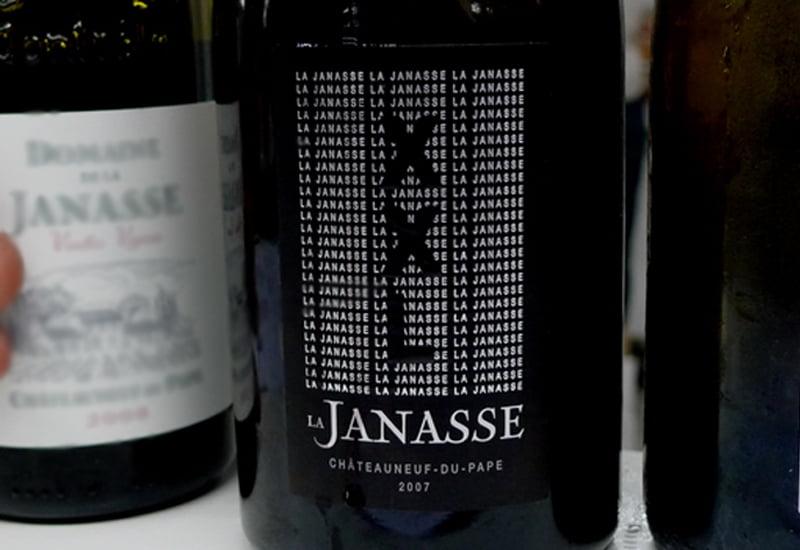2007 Domaine de la Janasse Chateauneuf-du-Pape Cuvee XXL