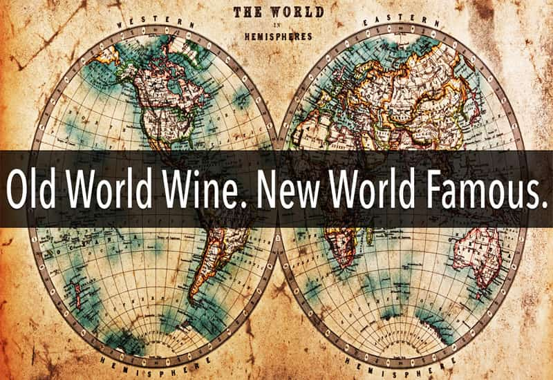 New World vs Old Word