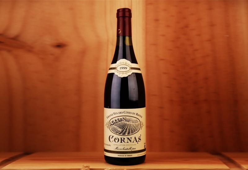 1999 Noel Verset Cornas, Rhone, France